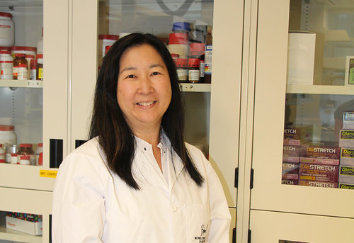 Pamela S. Ohashi, PhD Senior Scientist, Princess Margaret Cancer Centre