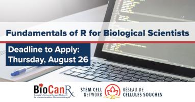Fundamentals of R for Biological Scientists Virtual Workshop